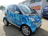 2003 Smart Car Fortwo PASSION SOFTOUCH (61BHP) 0.7L AUTO - LOW MILEAGE 46K