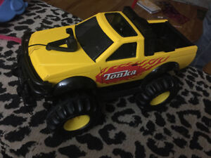 Awesome Steel tonka truck