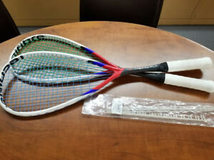 Squash racquet: Tecnifibre Carboflex X-Speed 130 (2 available)