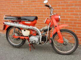 HONDA CT200 90cc 1966