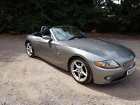 2004/04 BMW Z4 3.0i SE Roadster Full Service History Big Spec P/X Welcome