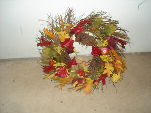Various Christmas Wreaths