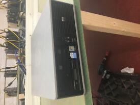HP dc5800 Intel 80GB HDD 2GB RAM