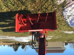 Kubota BX2670  with loader and snow blower