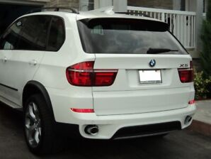 WHITE BMW X5 35D XDRIVE LOW KM !!!