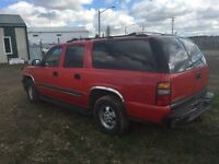 1999 Chevy suburban 4x4 .trades considered