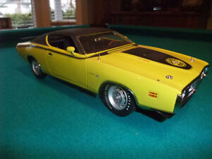 1971 Dodge Charger R/T 1:18 Scale