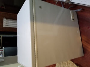 GE Small Freezer - 5 cubic feet. Great condition.