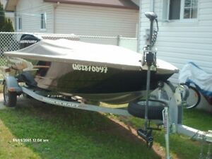 2011 Princecraft Starfish DLX,Pro162 Fishing Package Gatineau Ottawa / Gatineau Area image 6