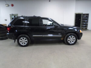 2008 JEEP GRAND CHEROKEE NORTH 4X4 DIESEL! LEATHER! ONLY $7,900!
