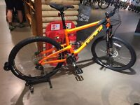 2017 GT full suspension mountain bike, open to offers