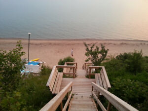 Lake Huron Cottage For Rent 10km South of Bayfield