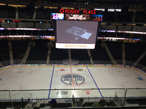 Oilers Game 5 Thursday April 20