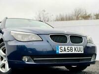 2008 BMW 5 Series 520d SE 5dr [177] ESTATE Diesel Manual