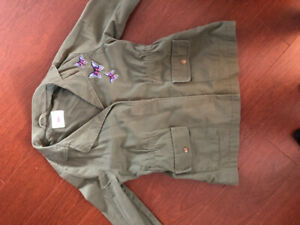Manteau printemps fille 10/12