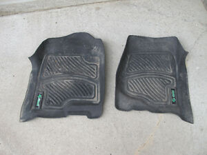 2007 to 2013 Chevy / GMC truck floor mats