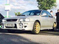 Subaru turbo 2000