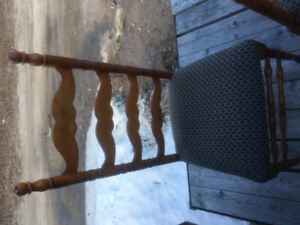 Furniture for sale. Also boat and trailer