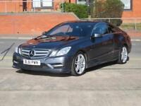 Mercedes-Benz E220 2.1CDI Blue F ( s/s ) 7G-Tronic Plus CDI Sport Edition + FSH