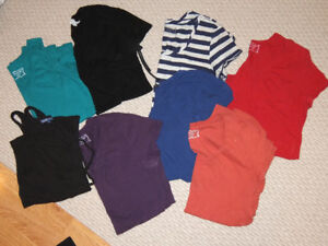 Lot of size large maternity clothes