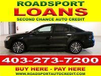 2012 Volkswagen Jetta BAD CREDIT OK APPLY NOW $29 DN 2 PAY STUBS Calgary Alberta Preview