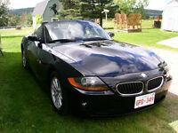 2003 BMW Z4 Convertible