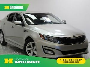 2014 Kia Optima LX, A/C, banc chauffant, Bluetooth, cruise contr
