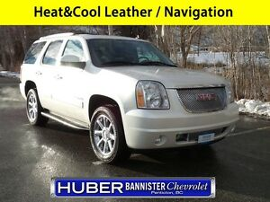 2012 GMC Yukon Denali/4X4/Sunroof/Leather