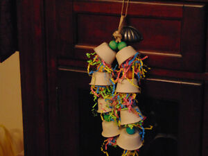 All natural bird toys for sale Cambridge Kitchener Area image 8