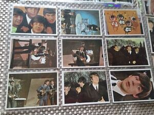 Beatles cards  Kitchener / Waterloo Kitchener Area image 1