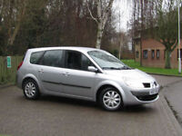 Renault Grand Scenic 1.6 Dynamique**7 SEATS**1 PREV OWNER**LOW MILEAGE**PSH**