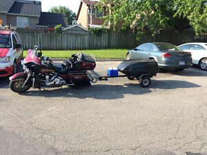 Motorcycle Trailer NEW PRICE