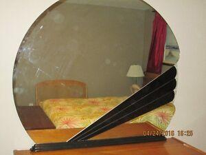 Mirror - retro 1960's style dresser mirror