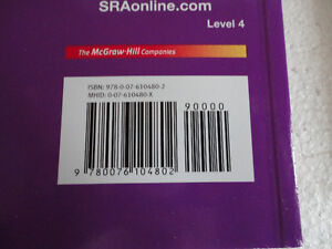 SRA Imagine It 4th grade textbook & skills practice 1 and 2 work London Ontario image 6