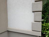 stucco applicator( eifs, texture exterior, acrylic finish)
