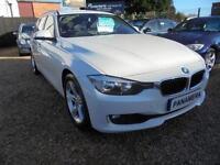 2013 63 BMW 3 SERIES 2.0 320I SE TOURING 5D AUTO 181 BHP