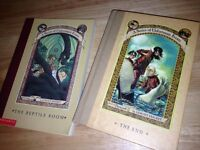 Hard A Series of Unfortunate Events & Paperback The Reptile Room