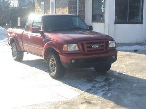 2006 Ford Ranger 2x4