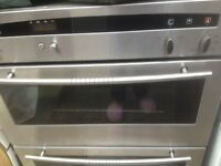 Double electric oven free to collected