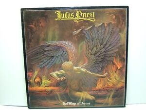 disque en vinyl judas priest