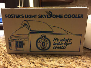Skydome Fosters Cooler Cornwall Ontario image 2