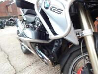 BMW R1200GS TE ALPINE MOTORCYCLE