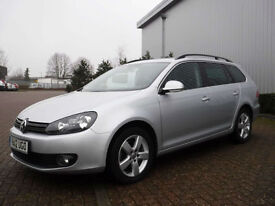 Volkswagen Golf 1.6TDI 4 Motion Left Hand Drive(LHD)