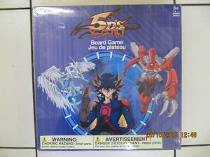 Classic Rare 5DS Yu-Gi-Oh! Board Game Brand New Sealed Cir2009