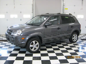 2008 Hyundai Tucson SUV, Crossover
