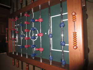Fooze Ball Table Premium Harvard Kitchener / Waterloo Kitchener Area image 4