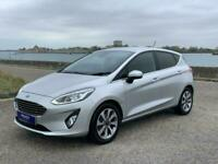 2018 Ford Fiesta 1.1 Zetec 5dr HATCHBACK Petrol Manual