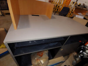 Set of 2 office desks used and in great shape URGENTLY NEED GONE