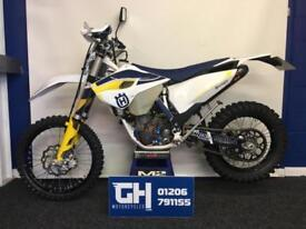 2015 HUSQVARNA FE350 | VERY GOOD CONDITION | LOTS OF EXTRAS | ROAD REG | 101 HRS
