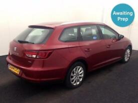 2014 SEAT LEON 1.6 TDI SE 5dr [Technology Pack] Estate